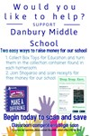 Want to help Danbury Middle School? image