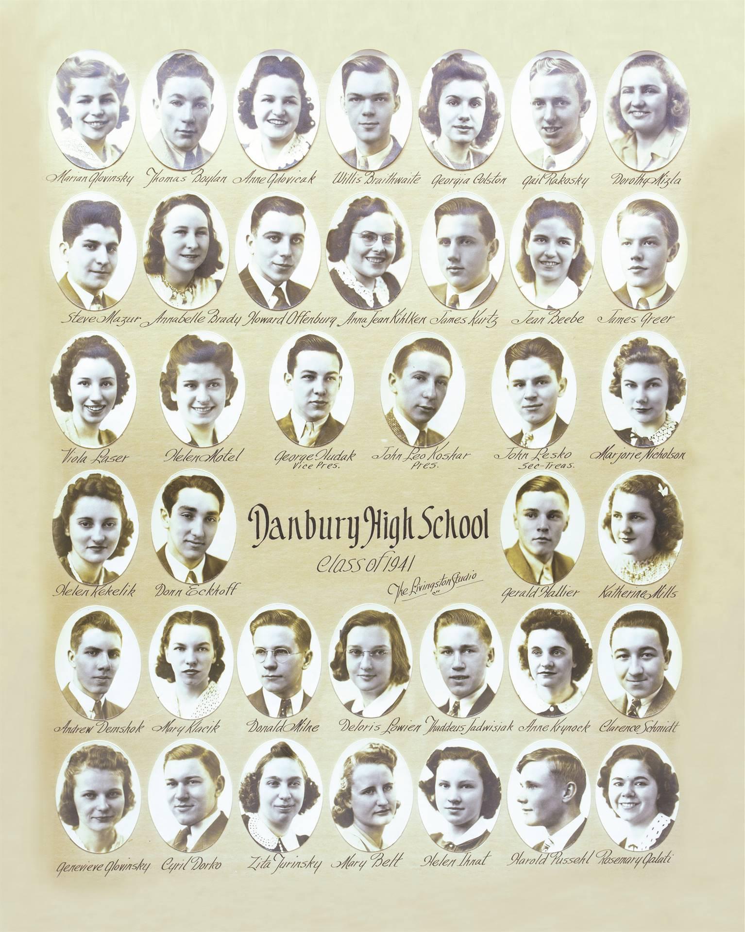 Class of 1941