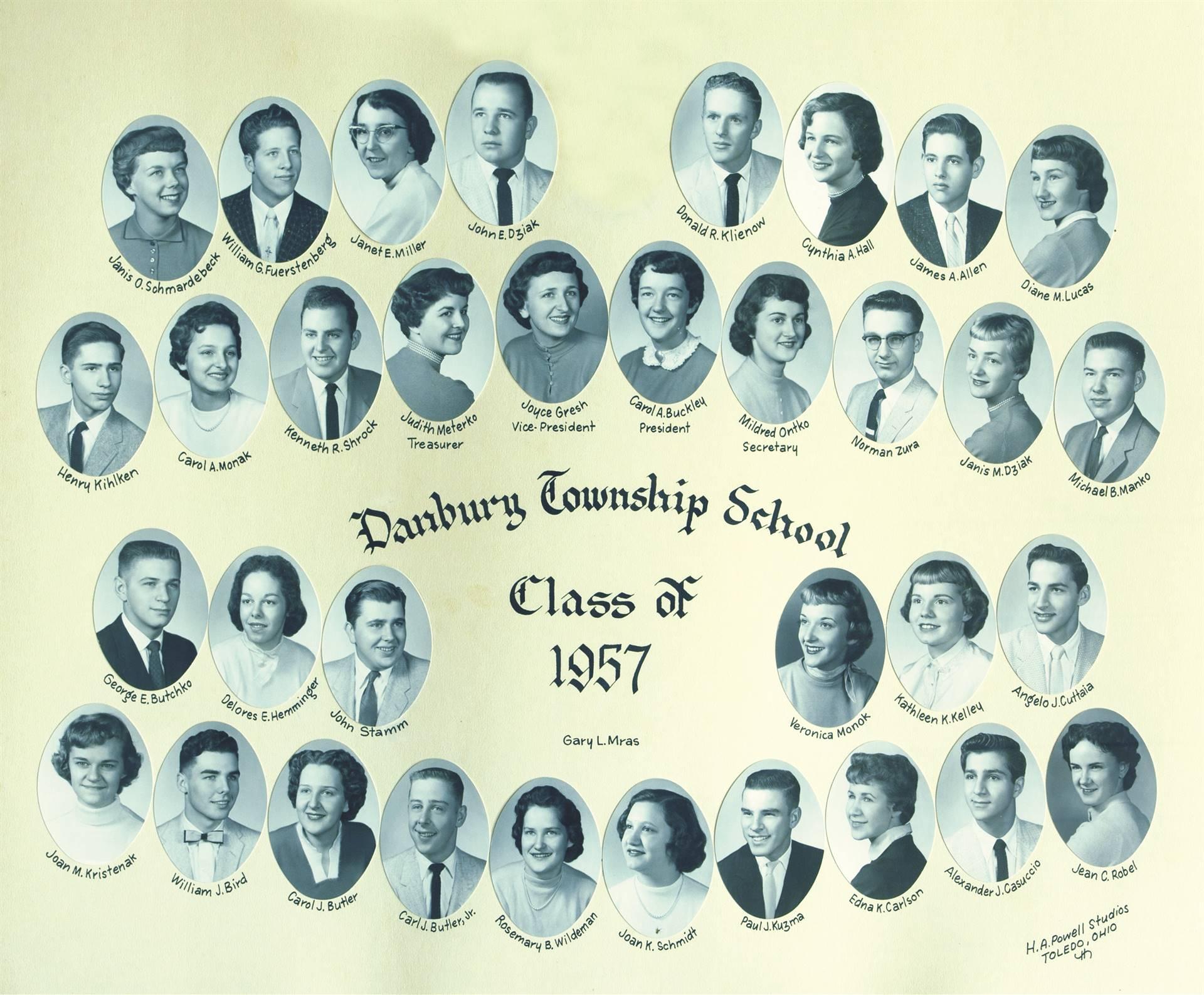 Class of 1957