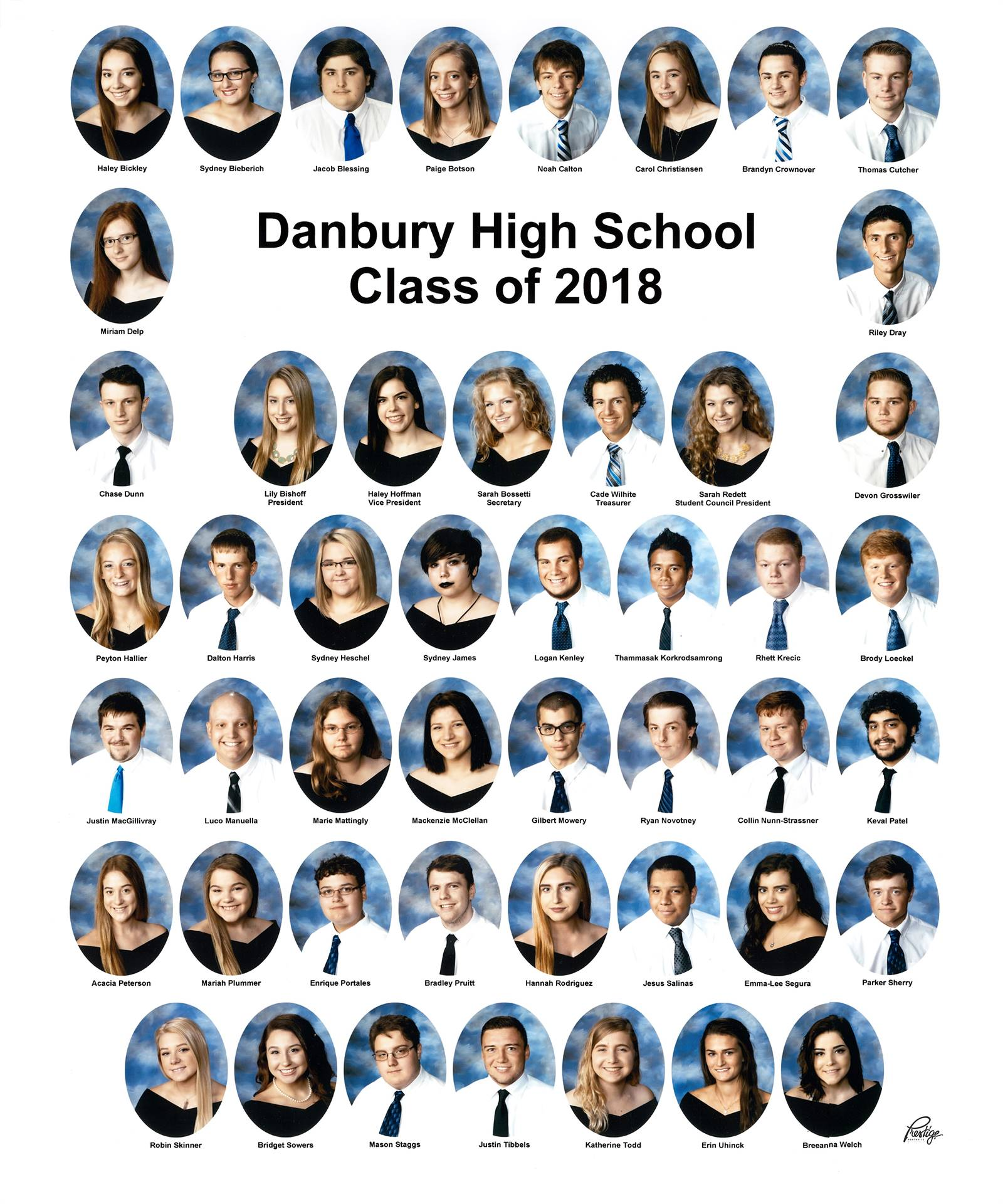 Danbury High School Class of 2018
